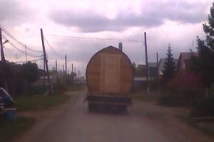 Баня бочка Екатеринбург